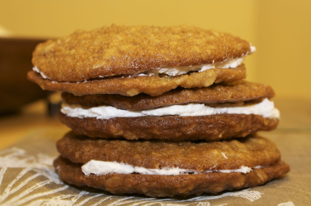 Oatmeal Creme Pie Oatmeal Cream Pies