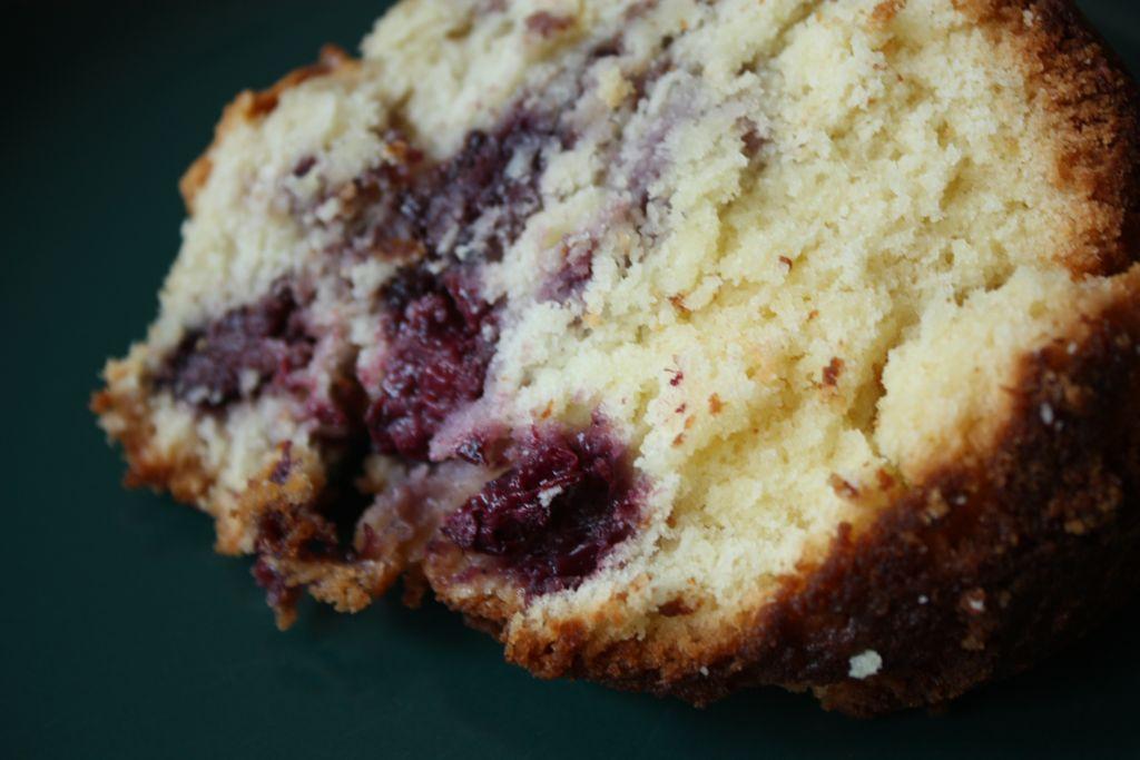 Blackberry Bundt Cake Simmiecakes