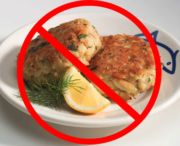 If You Re Looking For That Savory Maryland Crab Cake In The Wrong Place It S Confusing I Know But Honestly Can T Think Of Another Good Way To